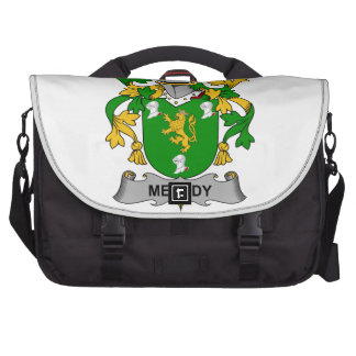 Melody Family Crest Commuter Bag