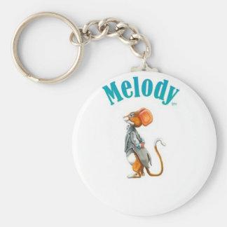 Melody Keychain