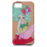 Melody Mint IPhone 5 Case