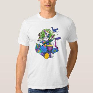 Melody Musical Hippie Fairy T-Shirt