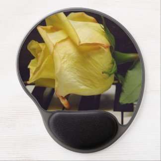 Melody Of A Rose Gel Mousepad