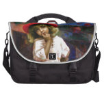 Melody of colors 1(Walk) Laptop Bag