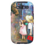 Melody of colors 2 samsung galaxy SIII cover