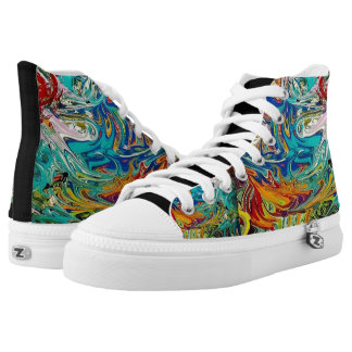 """""""Melody"""" Printed Shoes"""