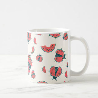 Melon Bugs Coffee Mug