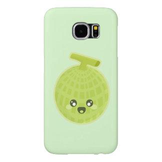 Melón de Kawaii Fundas Samsung Galaxy S6
