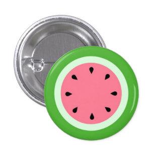 Melon d'eau / Watermelon Pinback Button