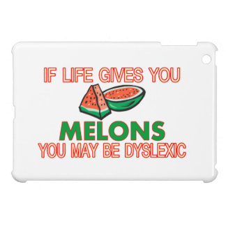 Melon Dyslexia iPad Mini Cover