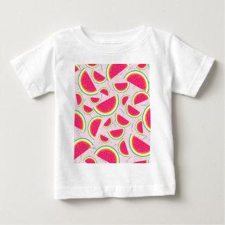 Melon Fiesta Pattern Baby T-Shirt