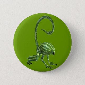 Melon Head Creature Button