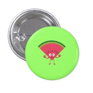 melon man pinback button
