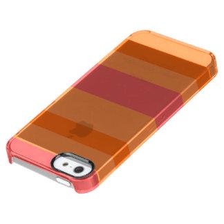 Melon mono stripe uncommon clearly™ deflector iPhone 5 case