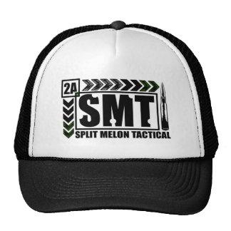 Melón partido táctico gorras de camionero