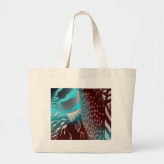 meloncholy large tote bag
