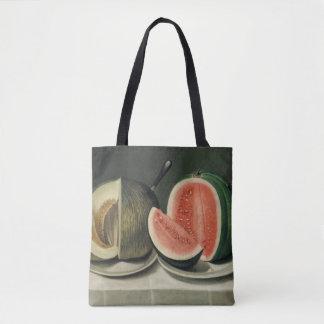 Melons art bags
