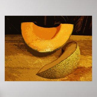 Melons Print