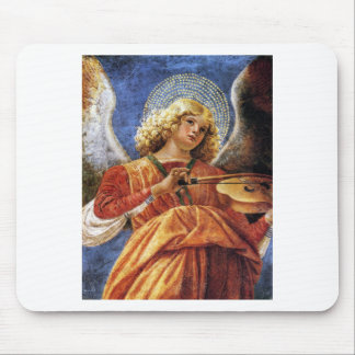 Melozzo Music Making Angel Mouse Pad