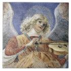 Melozzo Renaissance Angel Art Tile or Trivet