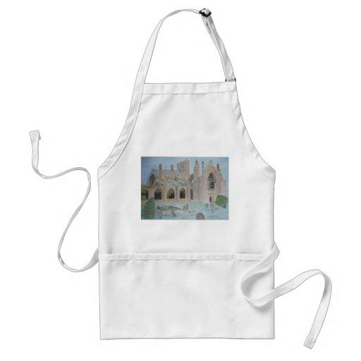 melrose_abbey  Apron