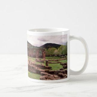 Melrose Abbey, Scotland Coffee Mug
