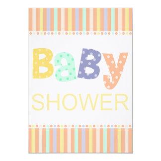 Melrose Baby Shower Invite
