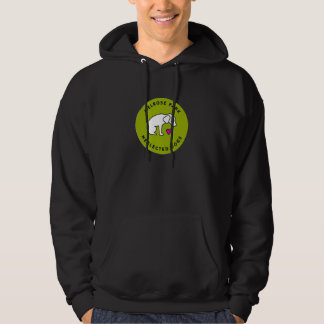 Melrose Park Neglected Dogs Hooded Sweatshirt