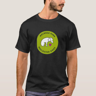 Melrose Park Neglected Dogs T-Shirt