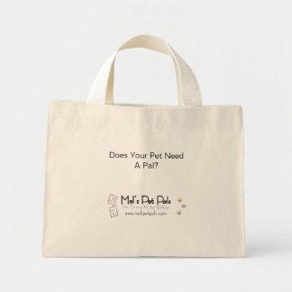Mel's Pet Pals Bag