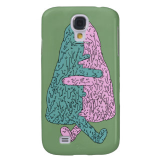 Melt Converge (green) Samsung Galaxy S4 Case