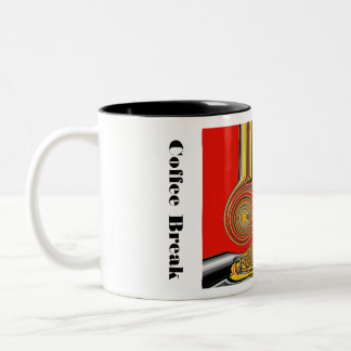 Melt Down Coffee Mug