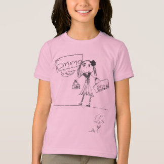 MELT Emma Goes Shopping in Paris T-Shirt