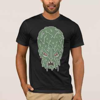 Melt Evil Head T-Shirt