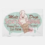 Melt 'n' Drip Soft Serve Ice Cream Kitchen Towel