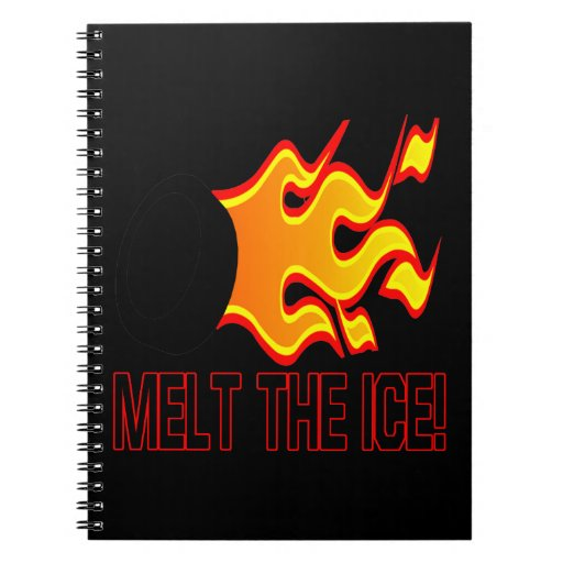 Melt The Ice Note Books