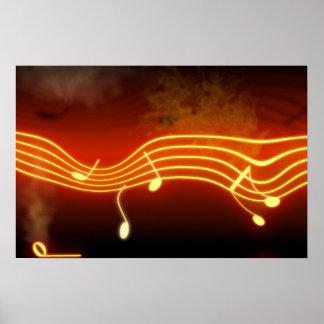 Melt The Music. Poster