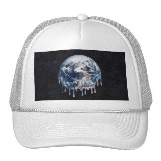 Meltdown (Full Universe Background) Mesh Hat