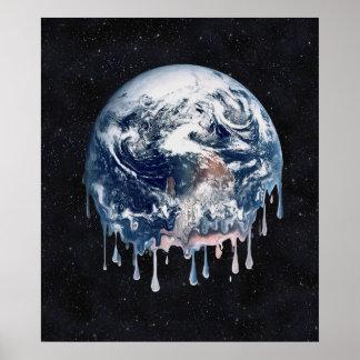 Meltdown (Full Universe Background) Poster