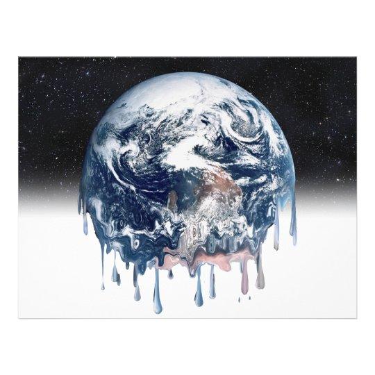 Meltdown (Half Universe Background) Flyer