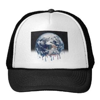 Meltdown (Half Universe Background) Mesh Hat