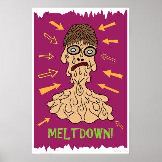Meltdown! Poster