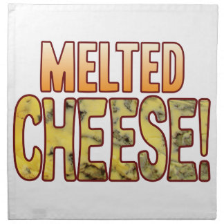 Melted Blue Cheese Cloth Napkin