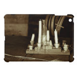 Melted Candles Case For The iPad Mini