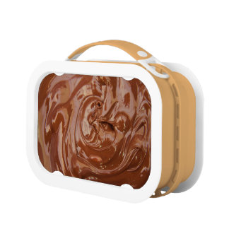 Melted Chocolate Lunch Boxes