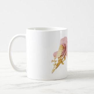 Melted Coffee Mug