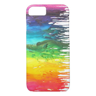 Melted Crayon iPhone 7 iPhone 8/7 Case