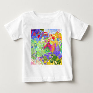 Melted Crayons Baby T-Shirt