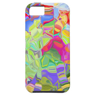 Melted Crayons iPhone 5 Covers