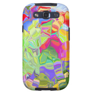 Melted Crayons Galaxy S3 Cover