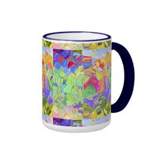 Melted Crayons Coffee Mug