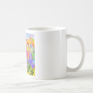 Melted Crayons Coffee Mugs